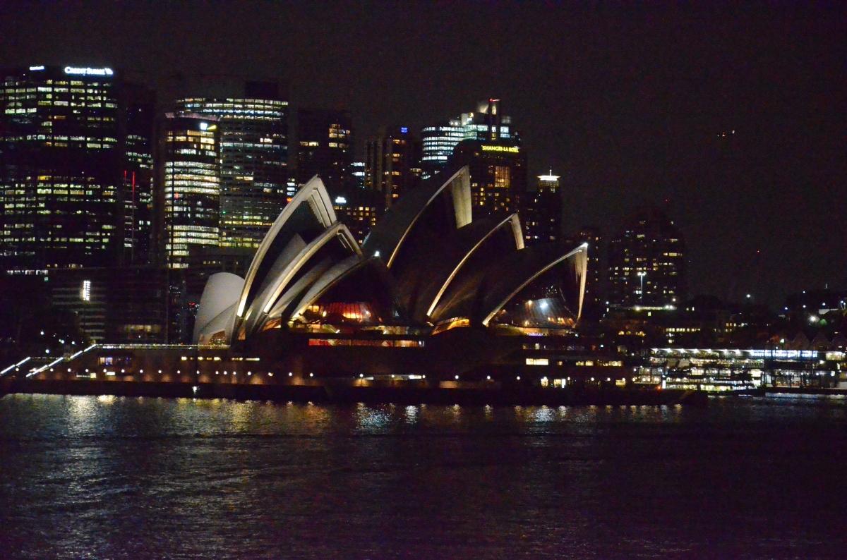 Australia….the rest of thetrip!